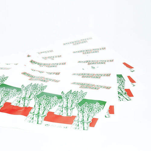 Carta e Film Stampati per Frutta